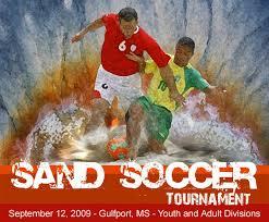 beach soccer tournament