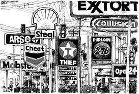 highest gas price