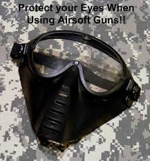 face mask airsoft