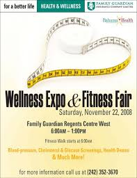 health fair flyer