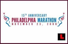 Philadelphia Marathon 2008