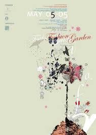 fashion design poster