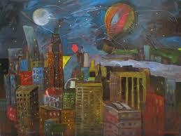new york paintings