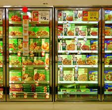 freezer cases
