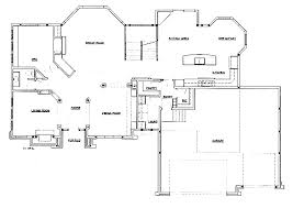 lake home floor plans