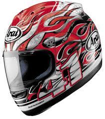 arai rx 7 helmet