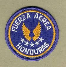 fuerza aerea de honduras