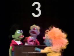 count it higher sesame street