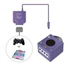 game cube accesories