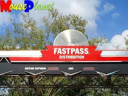 The Fastpass distribution