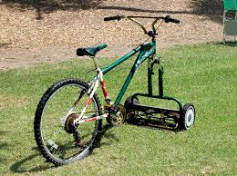 human powered bicycle