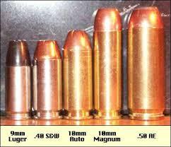 10 mm bullets