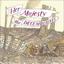 her majesty decemberists