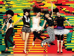 korean wonder girls