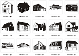 houses clipart
