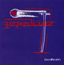 deep purple perpendicular