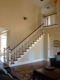 craftsman style railing