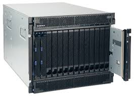 bladecenter h chassis