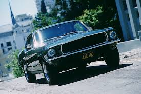 1968 ford mustang gt 390 fastback
