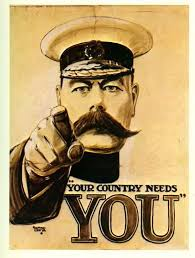 lord kitchener posters