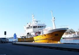 big fishing boats