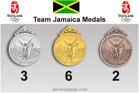 jamaica medals