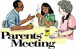 parent meeting clip art