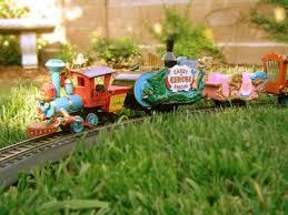 casey jr circus train model