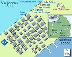holbox map