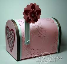 homemade valentine box