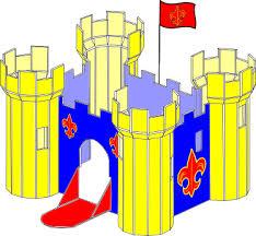 building a medieval castles