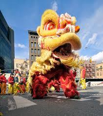 chinese new year dragon