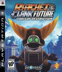 all ratchet and clank games