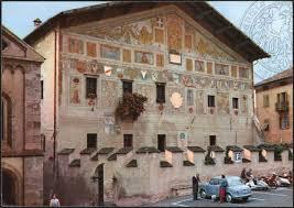 TIC1 0108 Riaprirà in autunno il palazzo restaurato della Magnifica Comunità di Fiemme