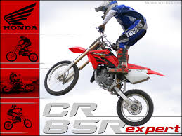 2004 honda cr85
