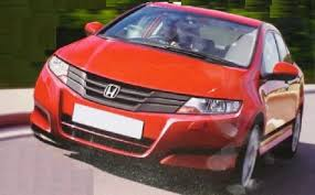 new honda city car