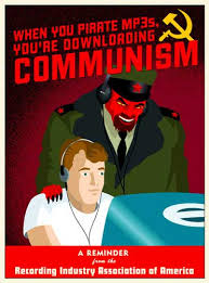 anti communist propaganda poster