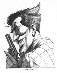drawings of joker