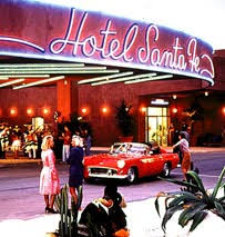 hotel santa fe disneyland