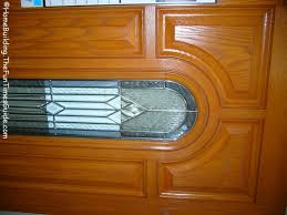fiber glass doors
