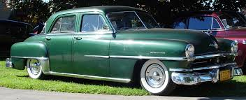 1951 chrysler