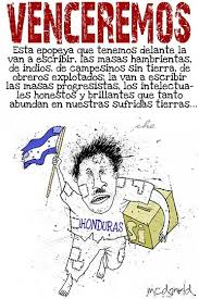 caricaturas de honduras