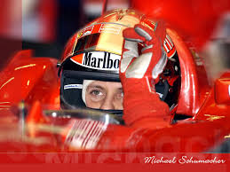 michael schumacher racing