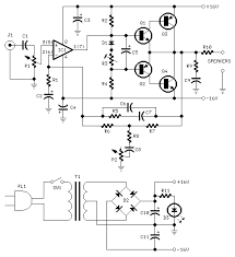 audio amplifier designs