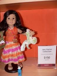 jess the american girl doll