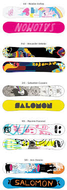 salomon snowboard 2008