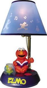 elmo lamp
