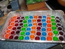Photo of Tropical Jello Shots