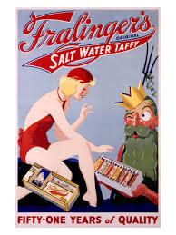 salt water taffies