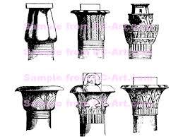 columns art
